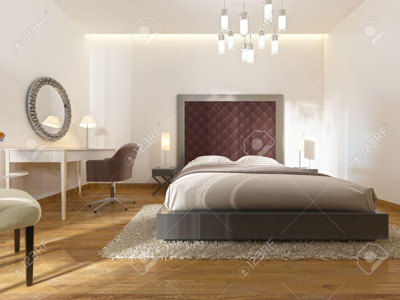 Camere Da Letto Art Deco : Immagini stock una camera d albergo di lusso in stile art déco