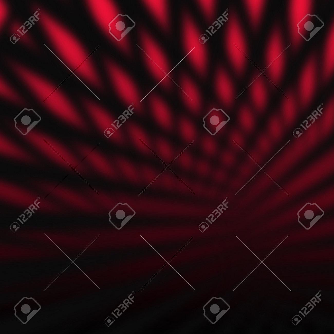 Sfondo Rosso E Nero