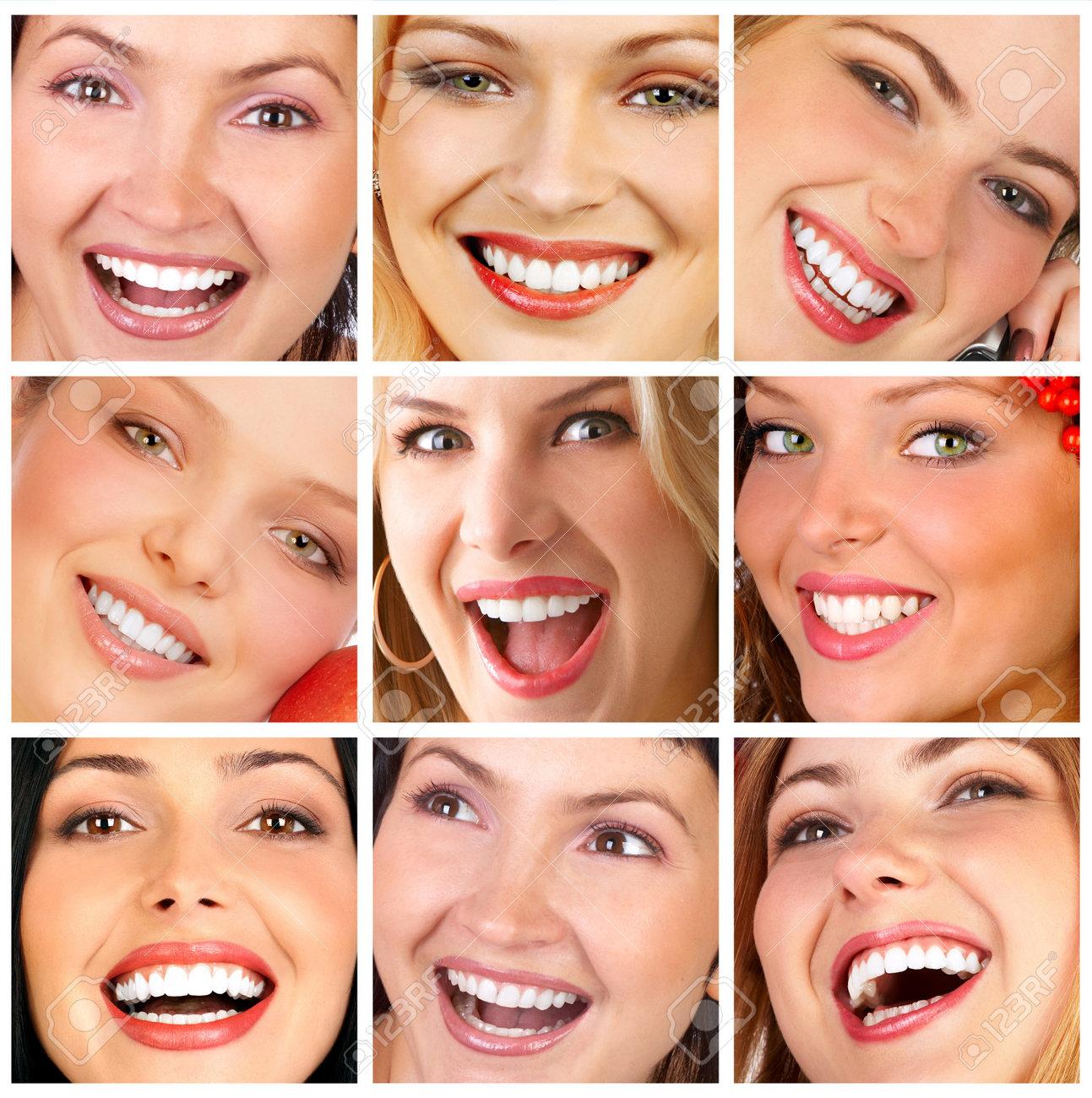 Beautiful young smiling woman. Stock Photo - 7169732