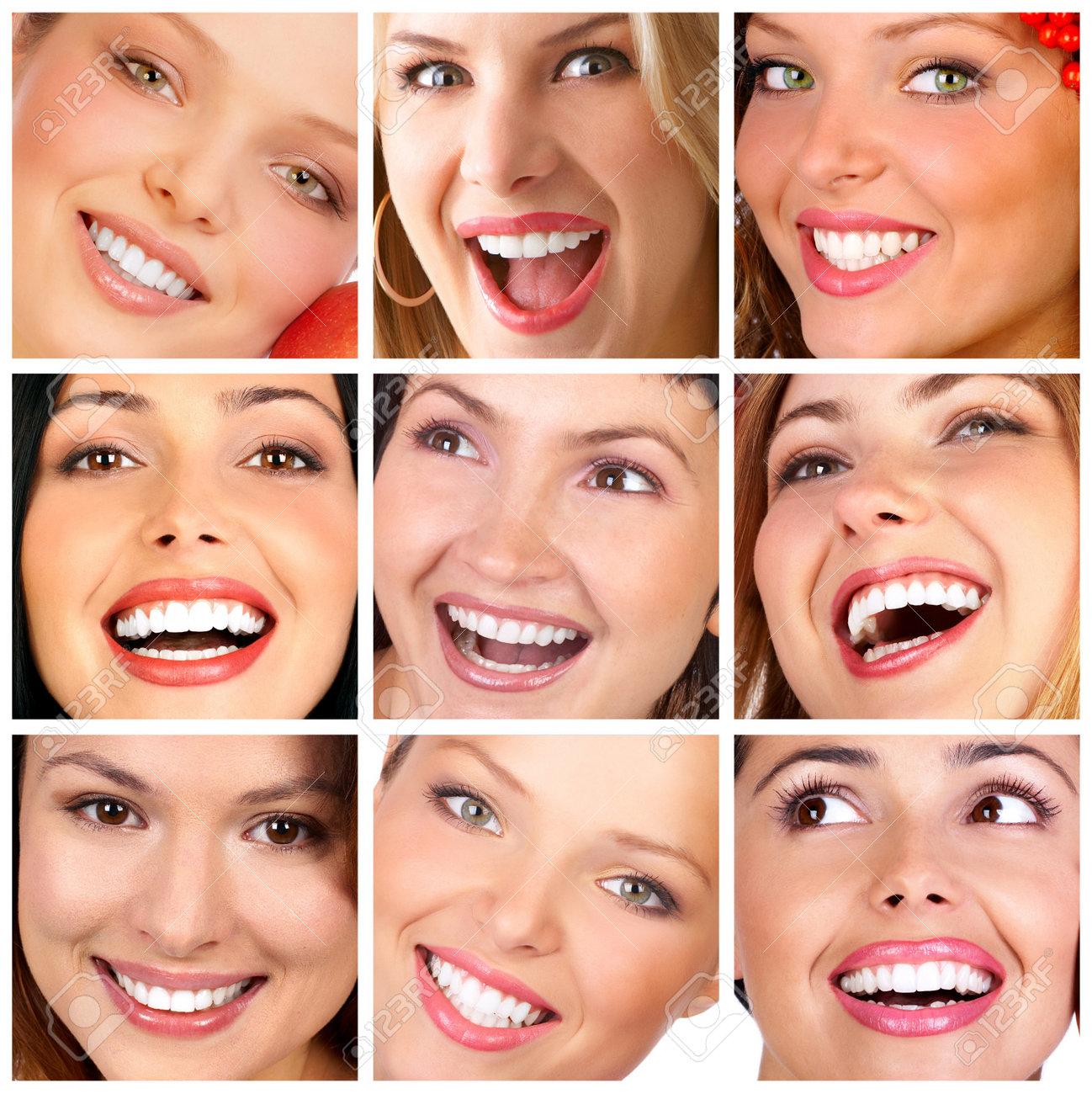 Beautiful young smiling woman. Stock Photo - 7317248