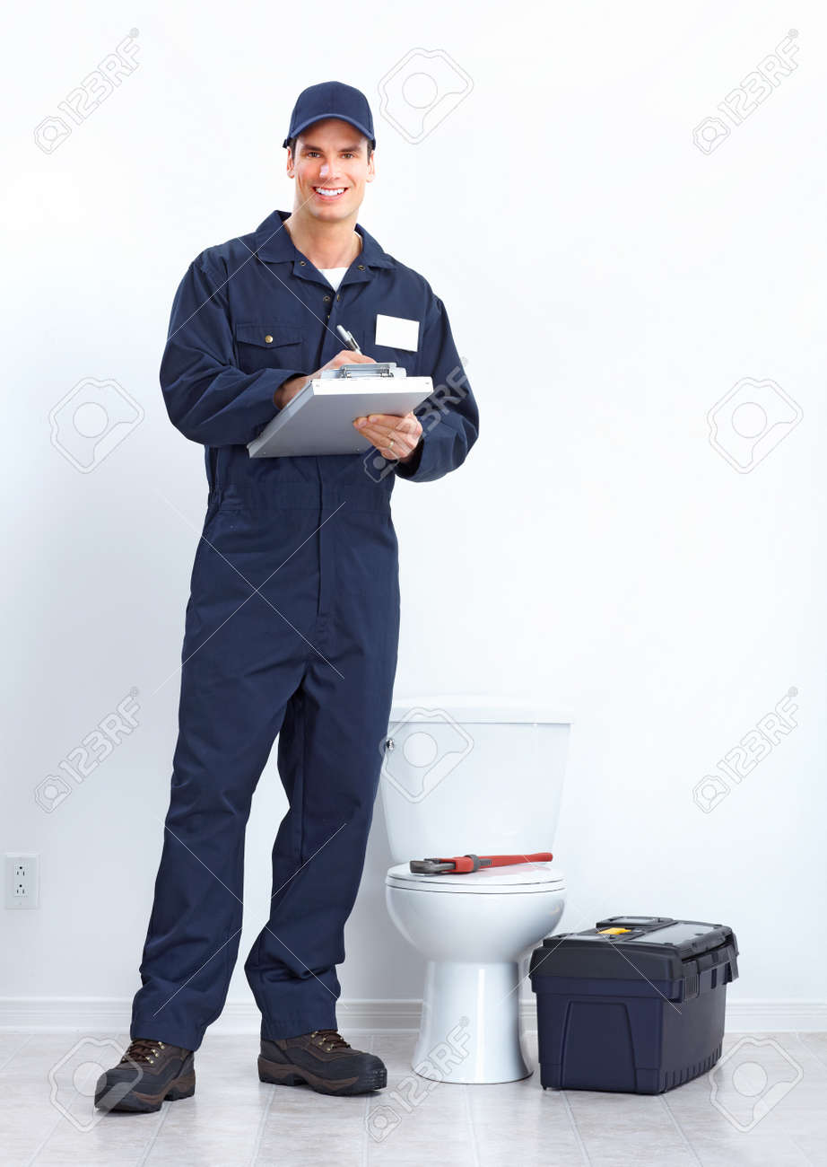 plumber Stock Photo - 9027690