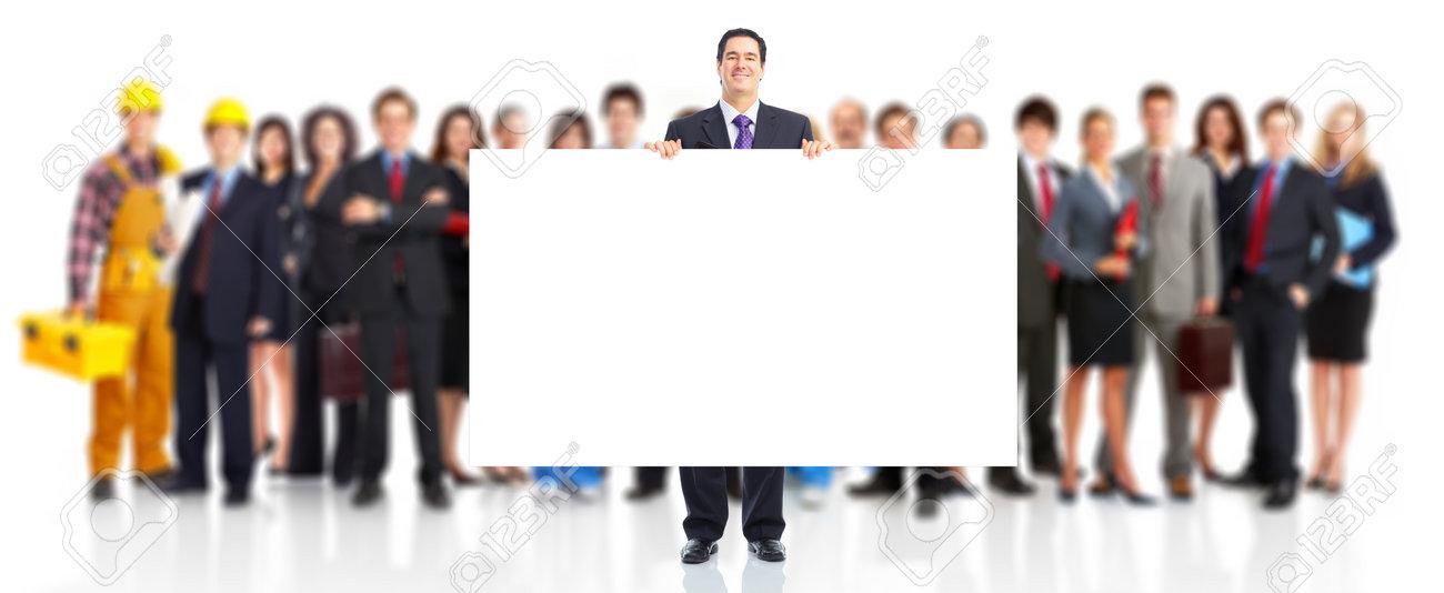 Business peole team. Stock Photo - 9109406