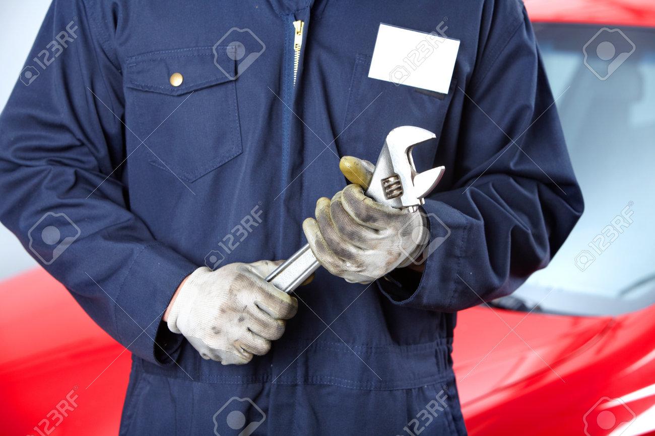 Auto service Stock Photo - 9140318
