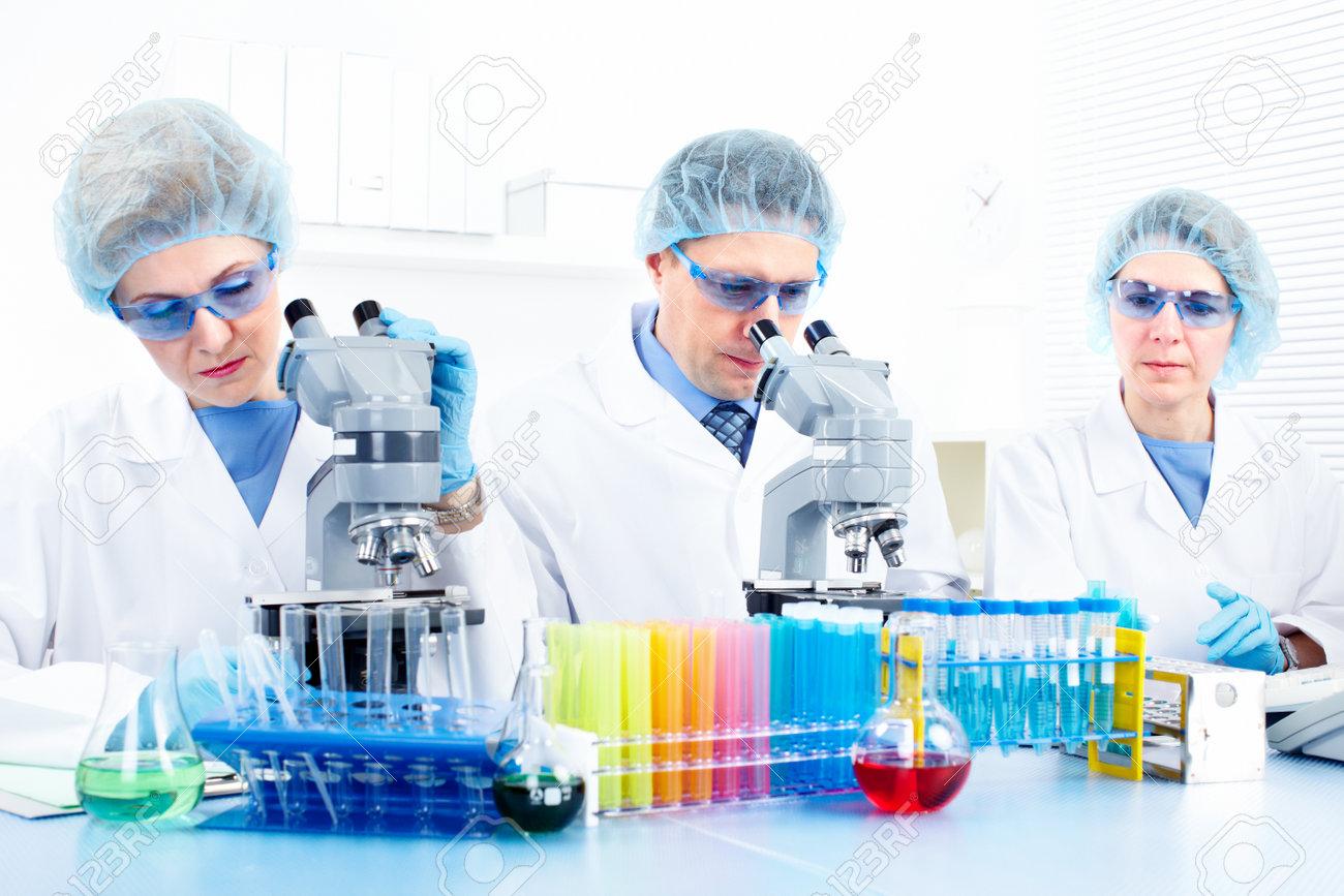 Laboratory Stock Photo - 9406980