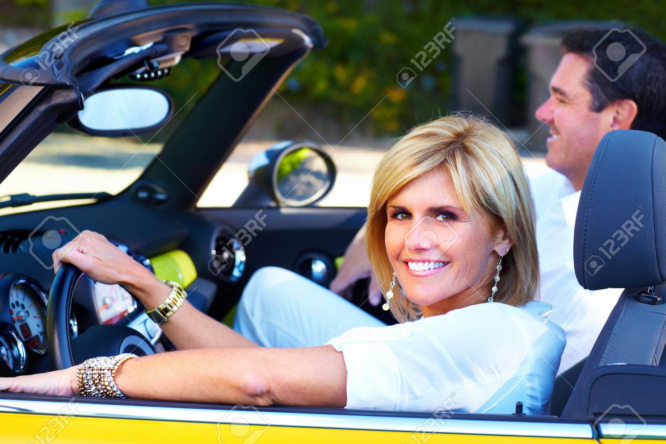 Happy couple. Stock Photo - 10548780