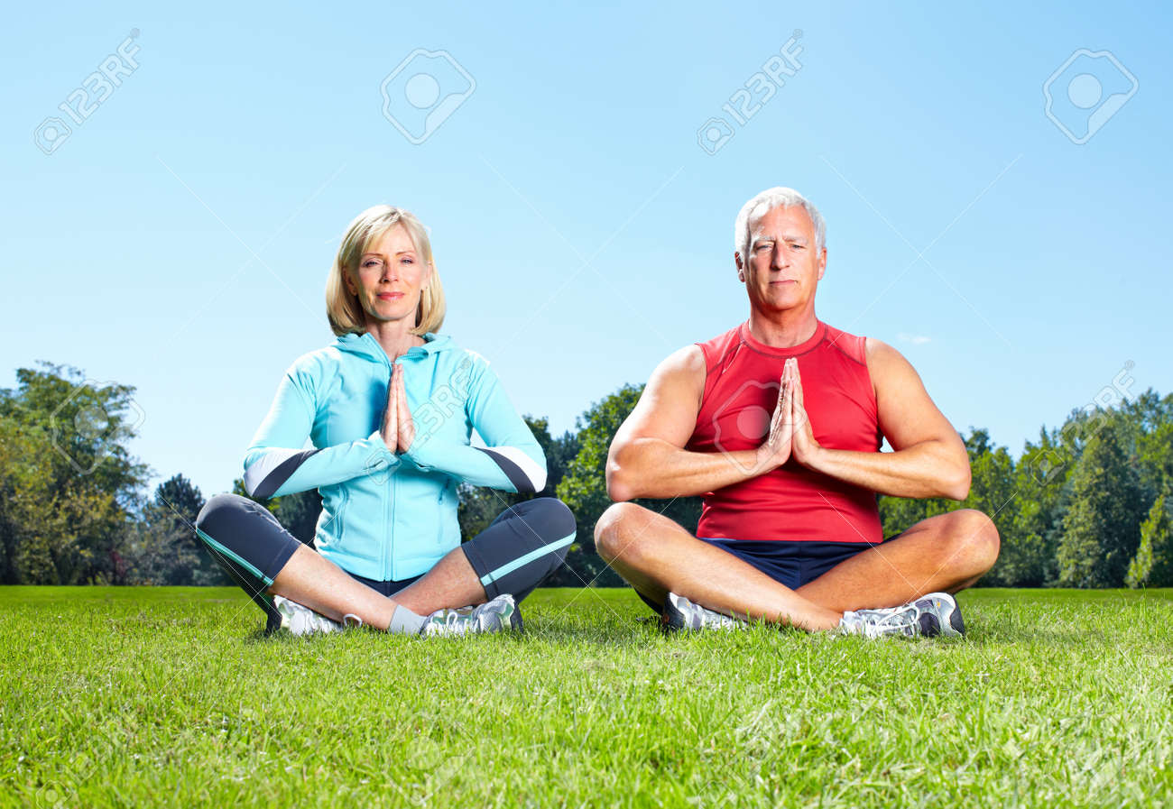 Gym, Fitness, healthy lifestyle. Stock Photo - 10630985