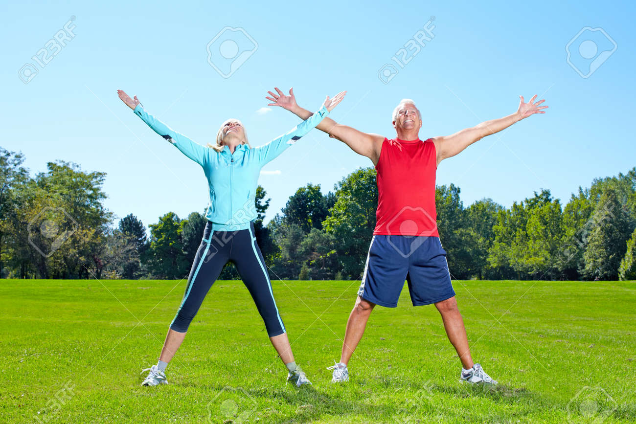 Gym, Fitness, healthy lifestyle. Stock Photo - 10631014