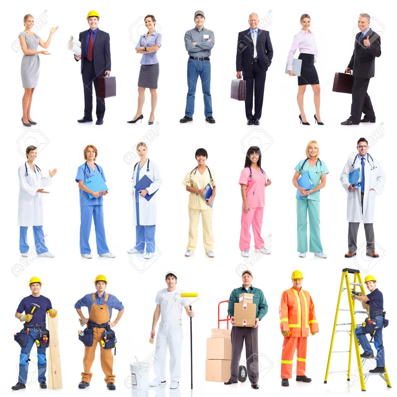Contractors. Stock Photo - 10696719