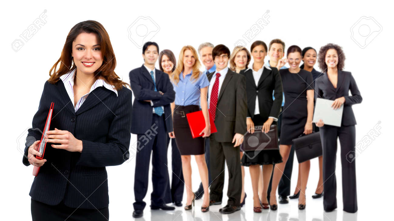 Business people team Stock Photo - 10733514