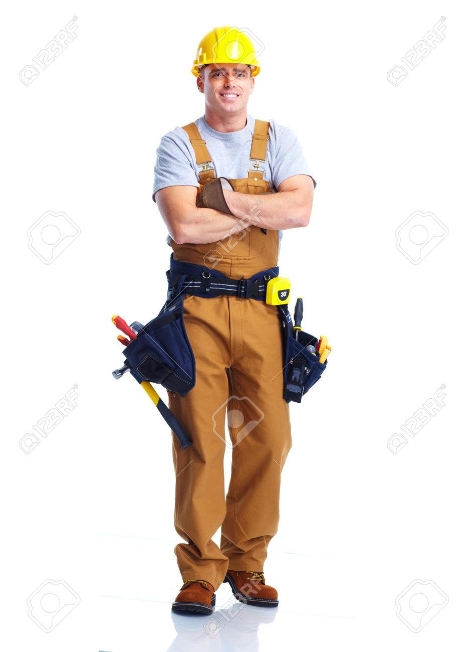 Contractor. Stock Photo - 11070106