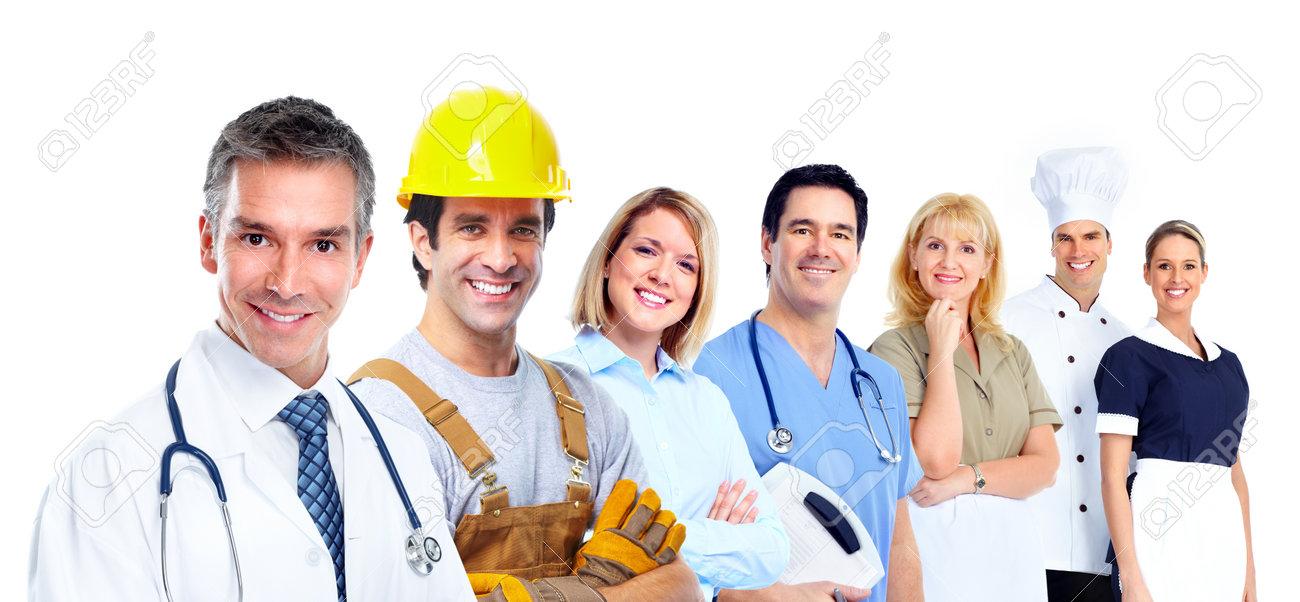 Industrial workers. - 11292674