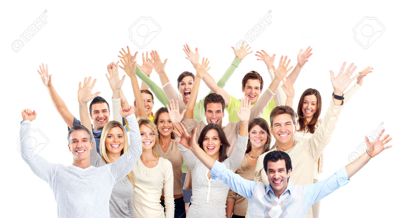 group of happy people stock photo picture and royalty free image