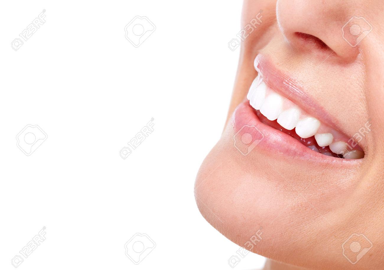 Beautiful woman smile and teeth. Stock Photo - 11468511
