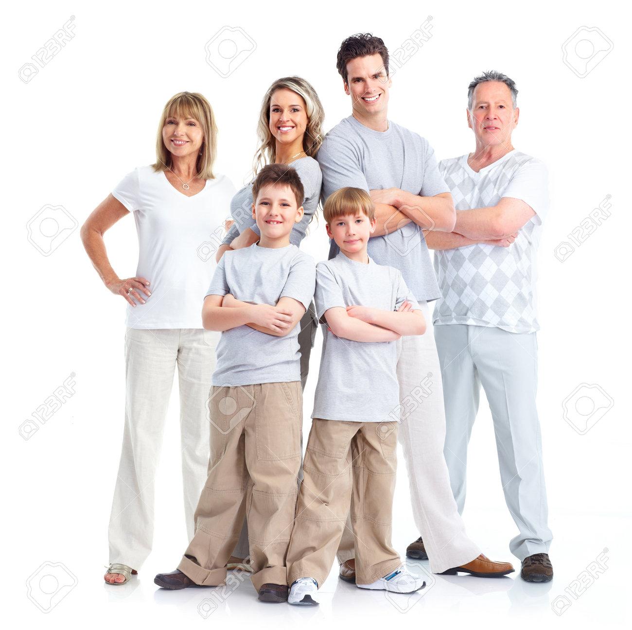 Happy family. Stock Photo - 11478516