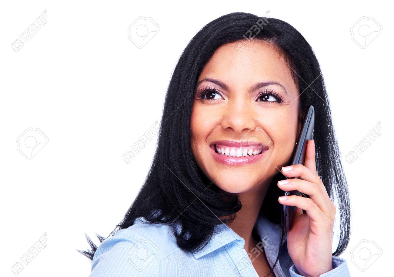 5bc2eed4a63 Mujer Llamando Por Teléfono Fotos, Retratos, Imágenes Y Fotografía ...