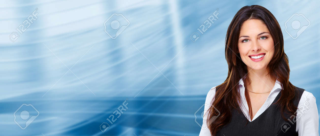 Business woman Stock Photo - 17244981