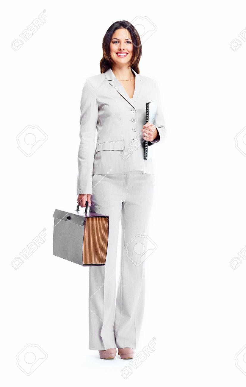 Business woman Stock Photo - 18572842