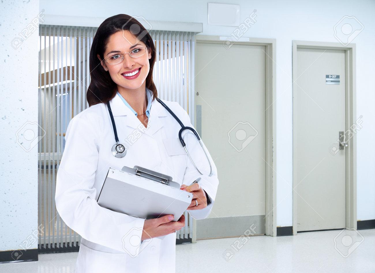 Doctor woman Stock Photo - 27922439