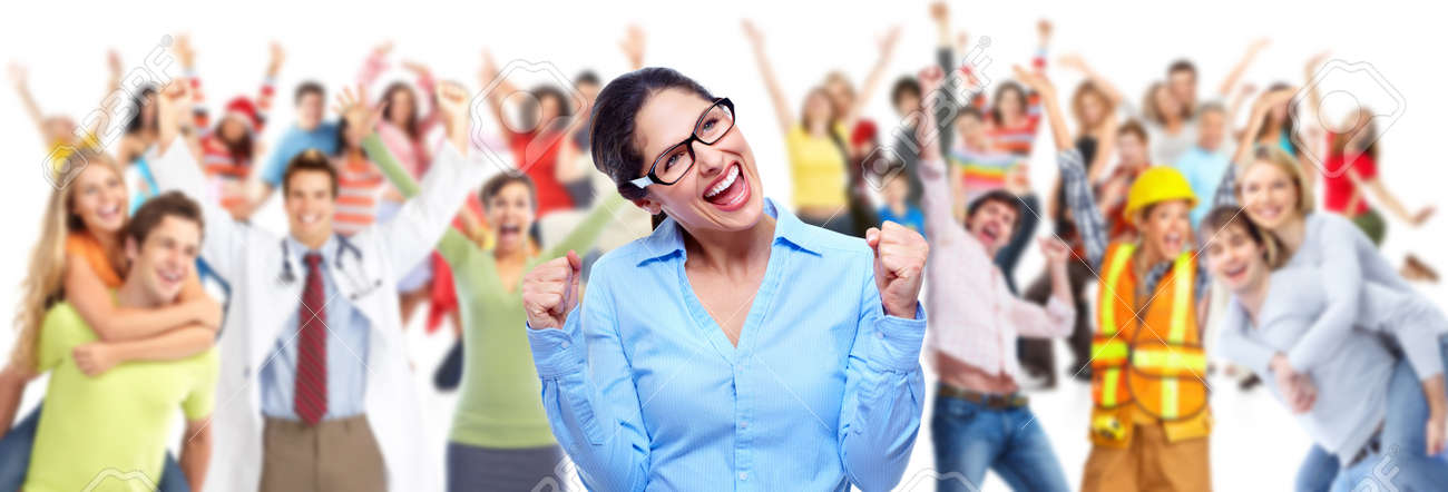 group of happy people workers stock photo picture and royalty free