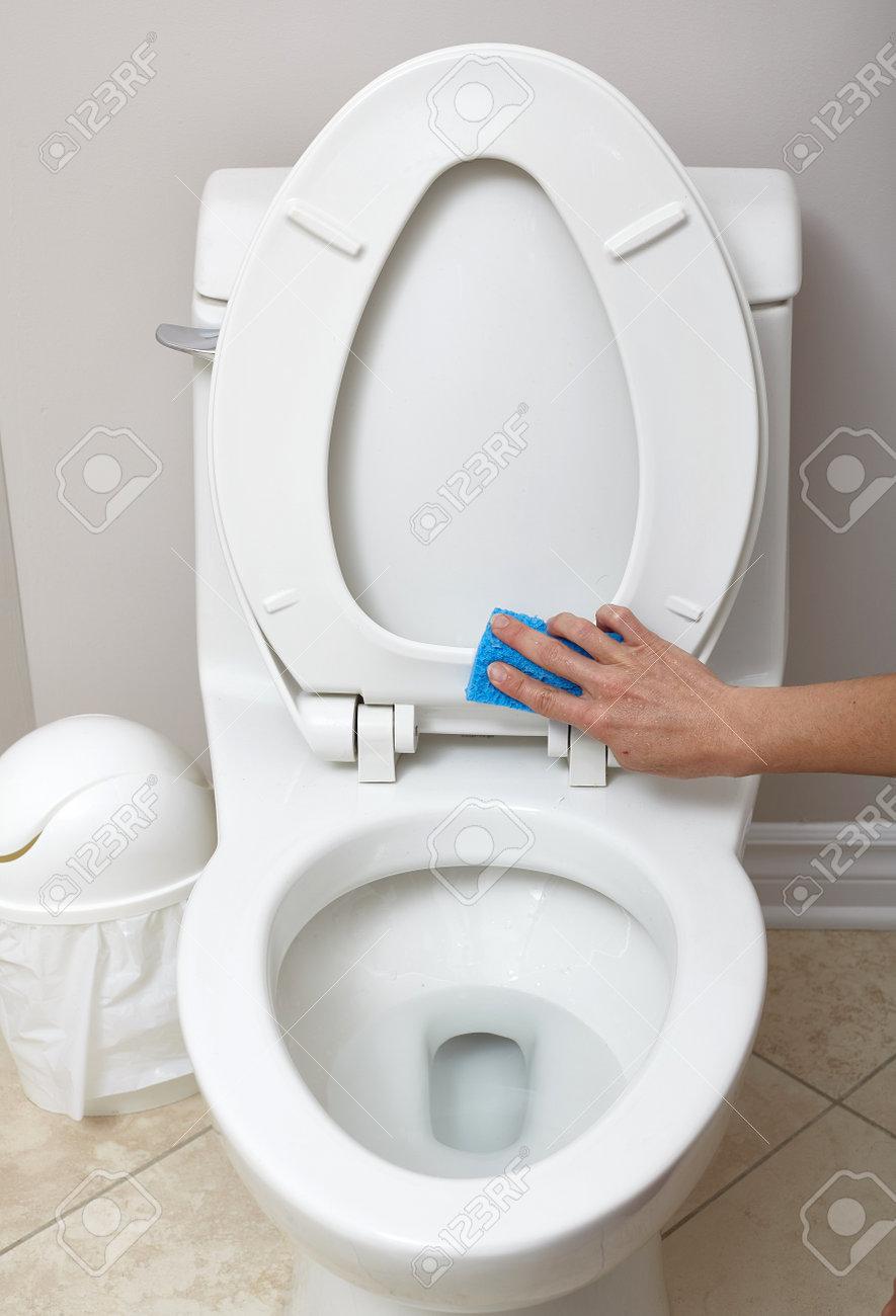 Limpiar Inodoro Cepillo Doble Uso Para Inodoro Claves Para Una  ~ Como Limpiar El Fondo Del Inodoro
