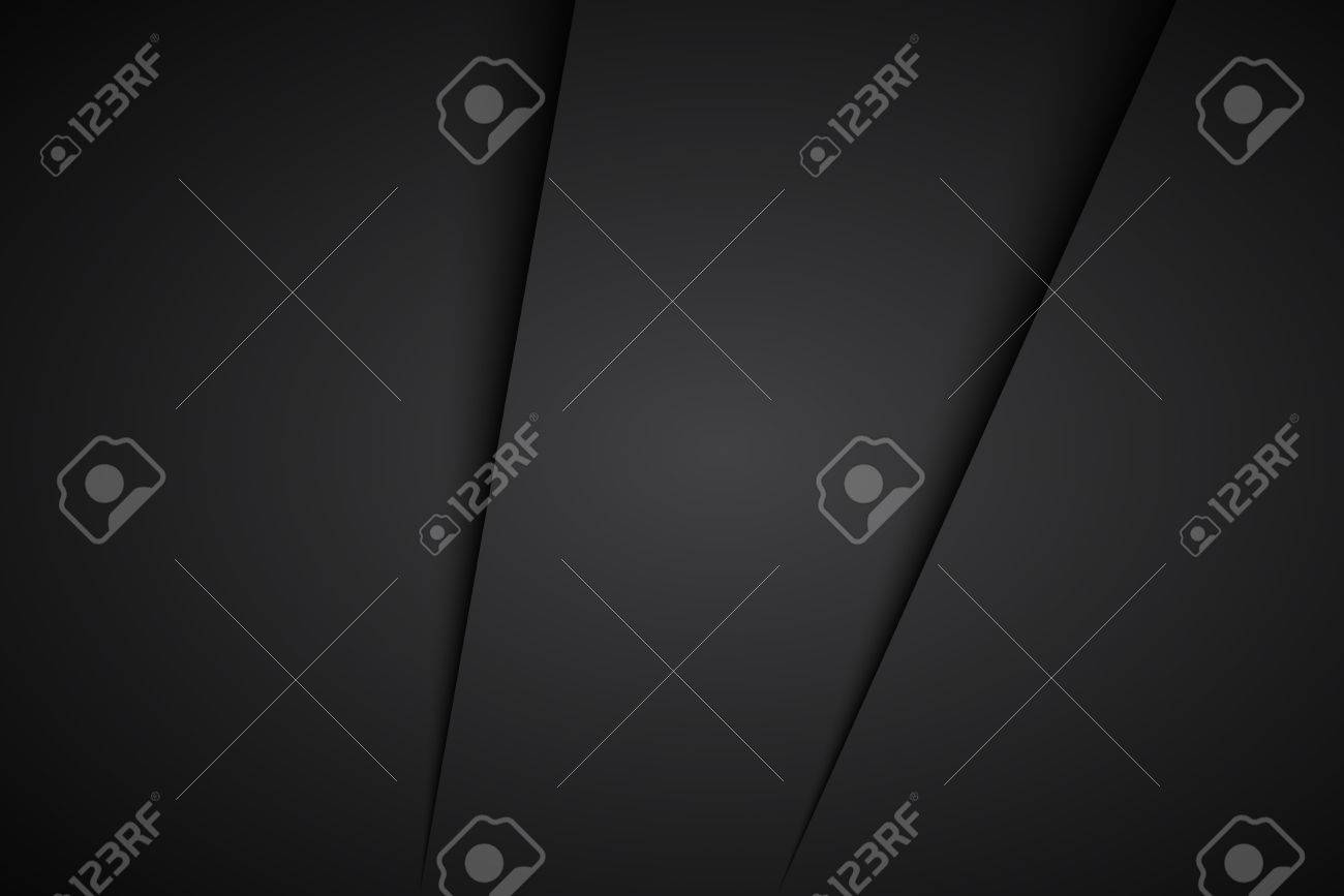 Black abstract background - 63289960