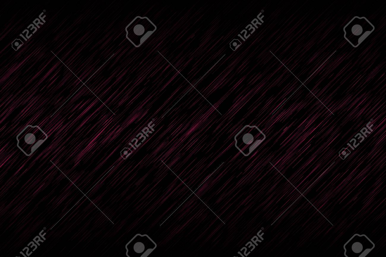 Black Abstract Background With Pink Oblique Lines Modern Wallpaper Vector Illustration Stock