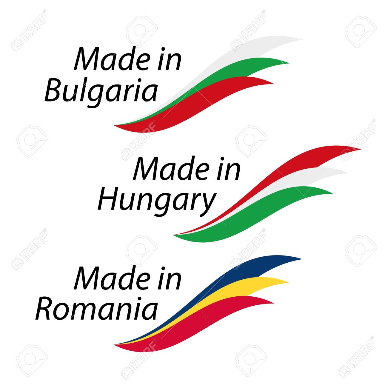 ブルガリア、ハンガリーで作られ...