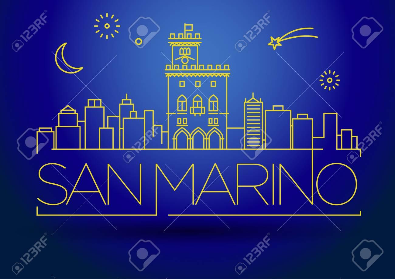 https://previews.123rf.com/images/kursatunsal/kursatunsal1608/kursatunsal160800145/61384044-minimal-vector-san-marino-city-linear-skyline-with-typographic-design.jpg
