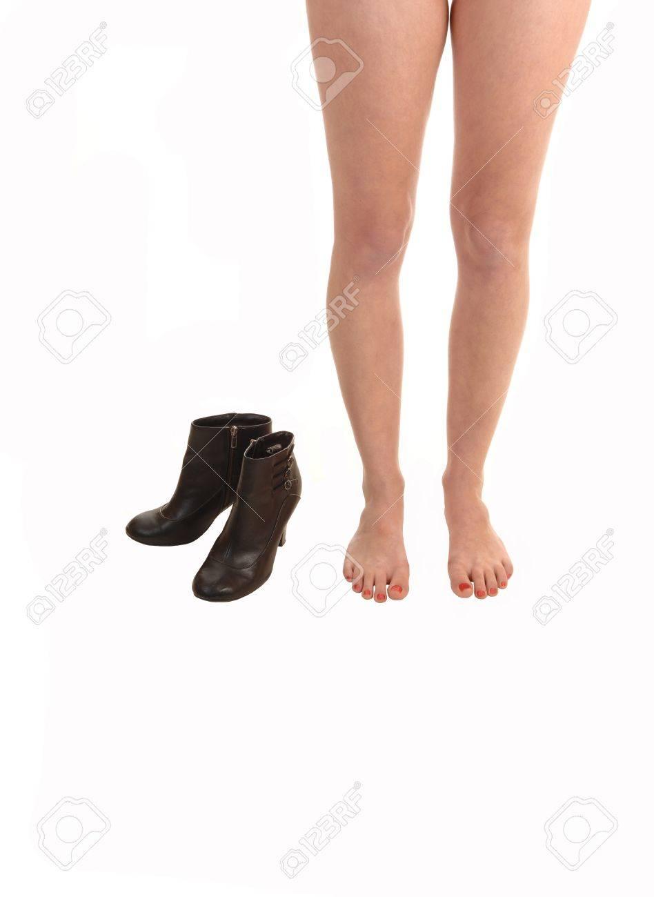 nackte madchen oberschenkel hohe stiefel