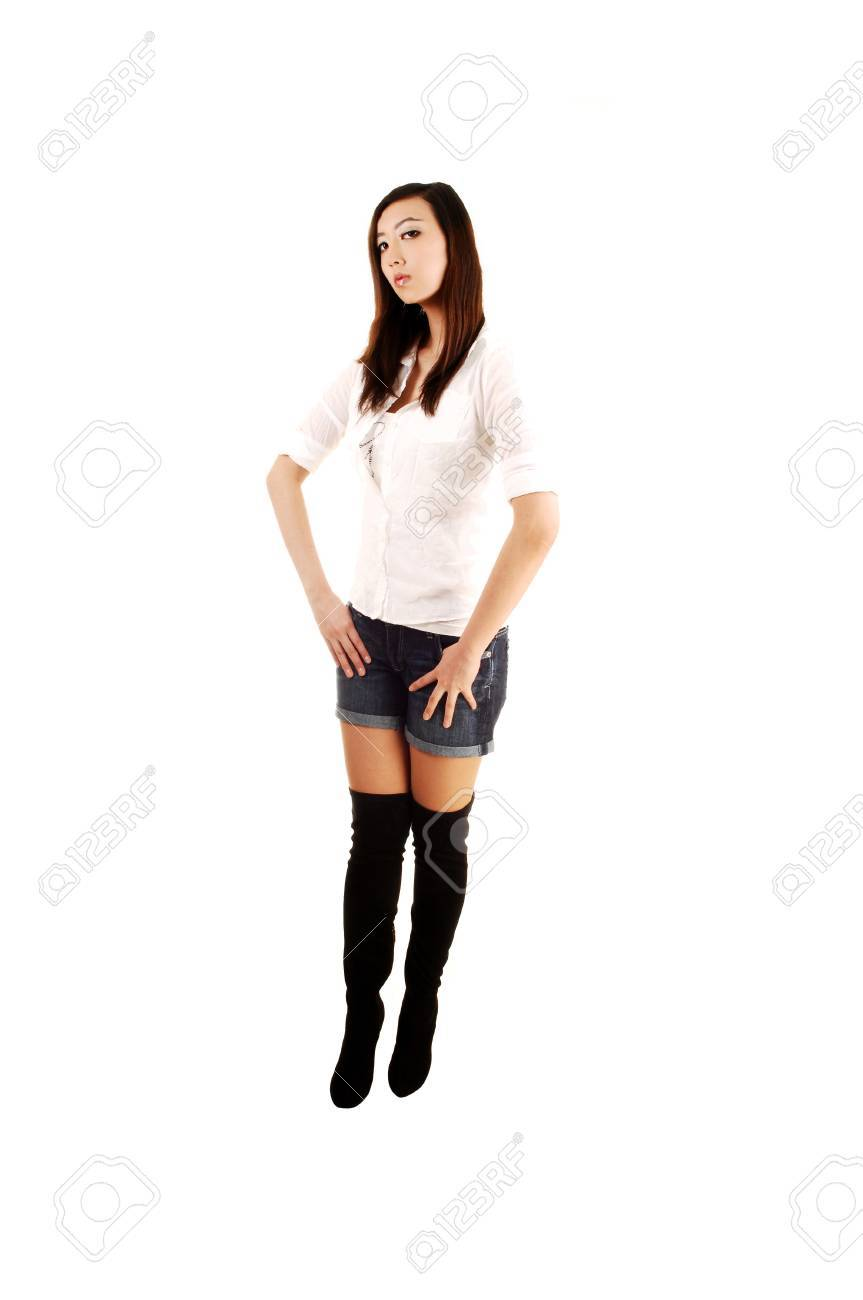 Girl tall chinese Is this