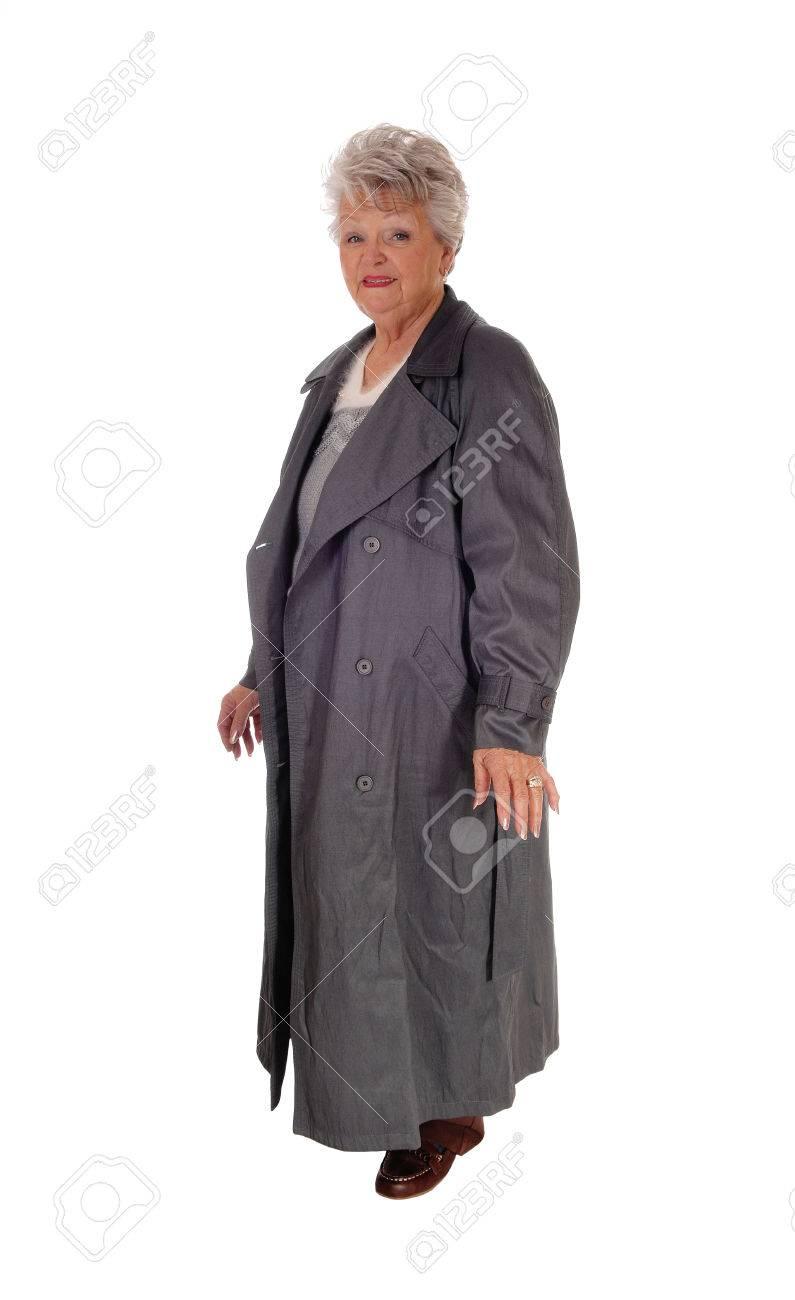 cf64040e30797c Eine ältere Frau Des älteren Bürgers