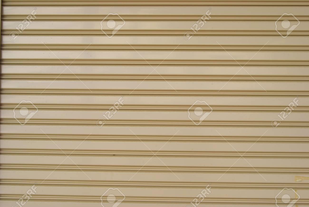 Steel shutter Stock Photo - 10587252