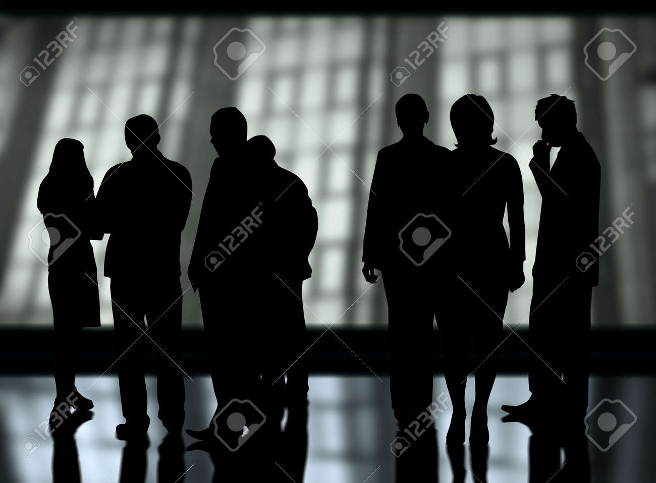 business people Stock Photo - 342966