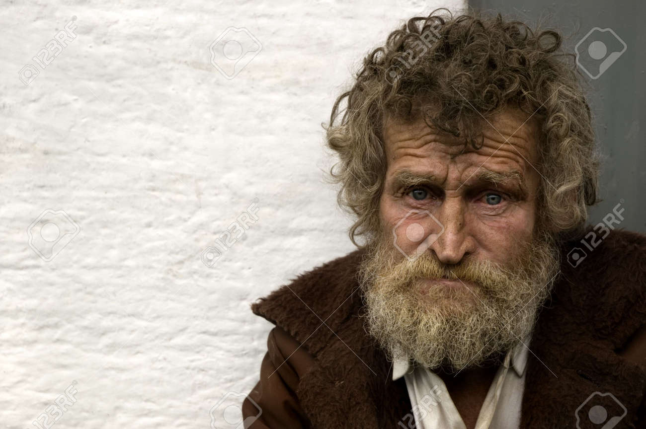 hobo in close up Stock Photo - 684670