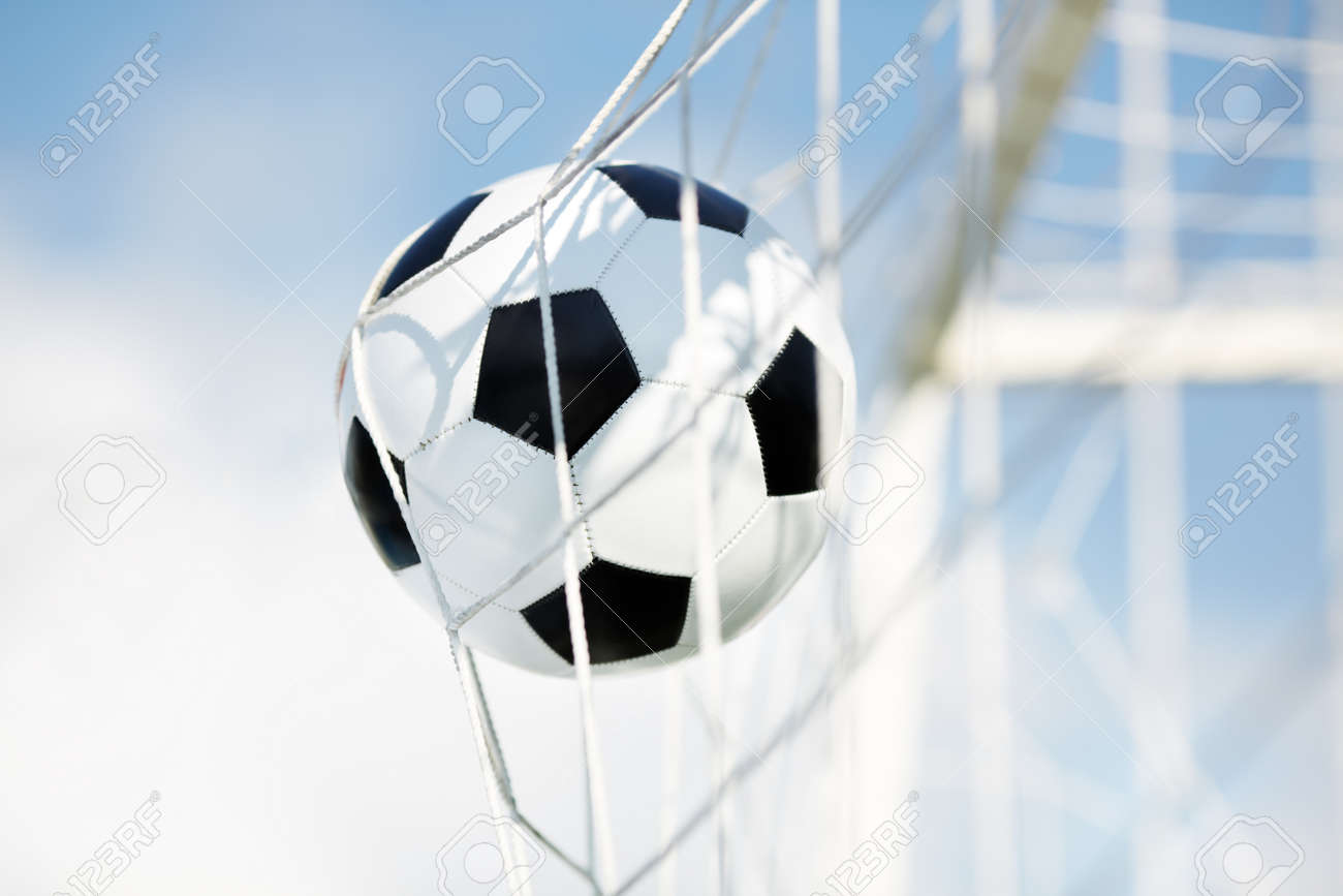 Goal Stock Photo - 14594519