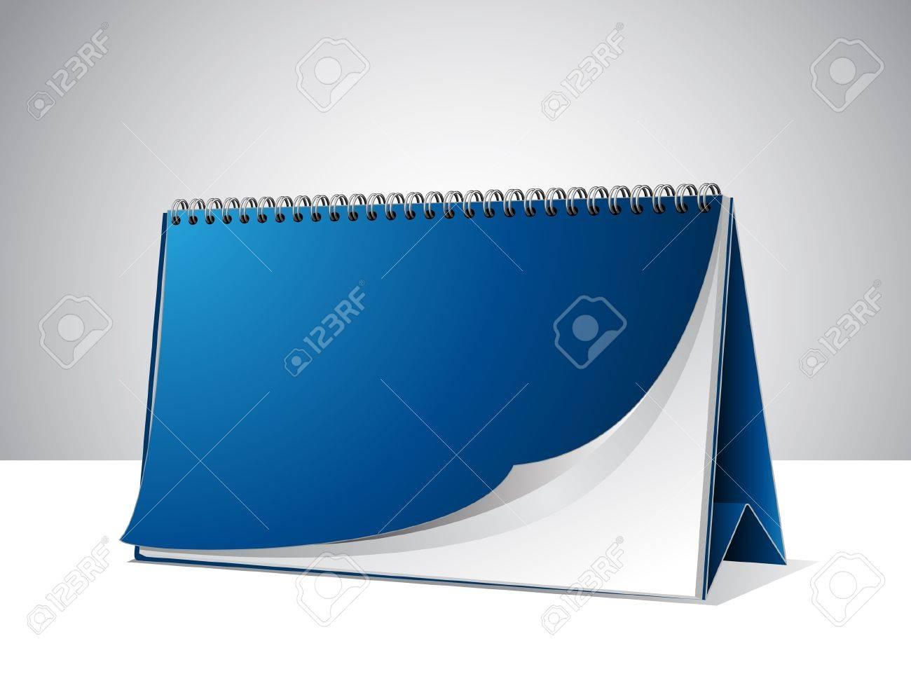 Calendar Template Stock Vector - 9155660
