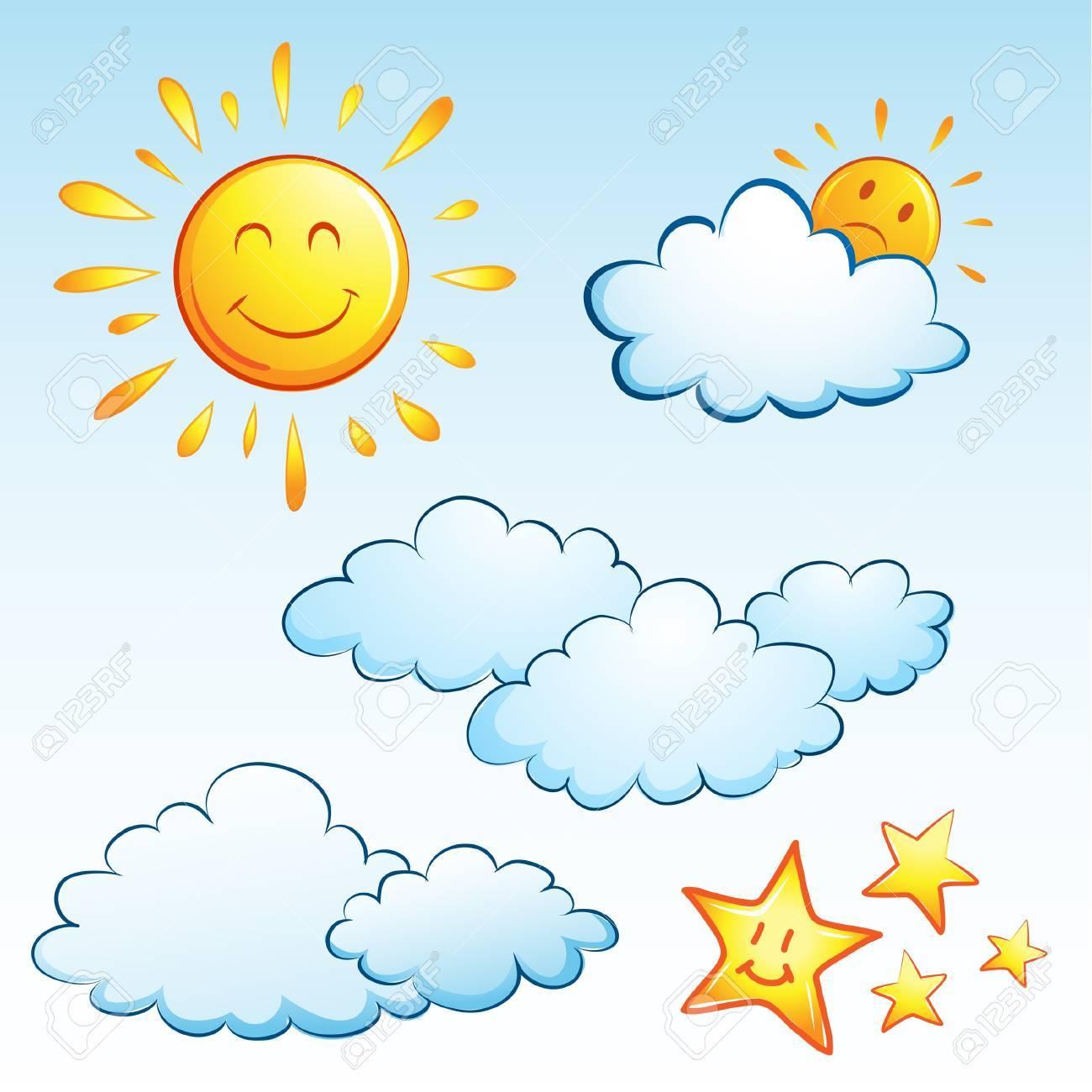 Weather Stock Vector - 9155632