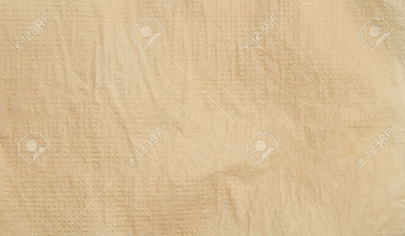 Old tissue paper as background close-up - 155722715
