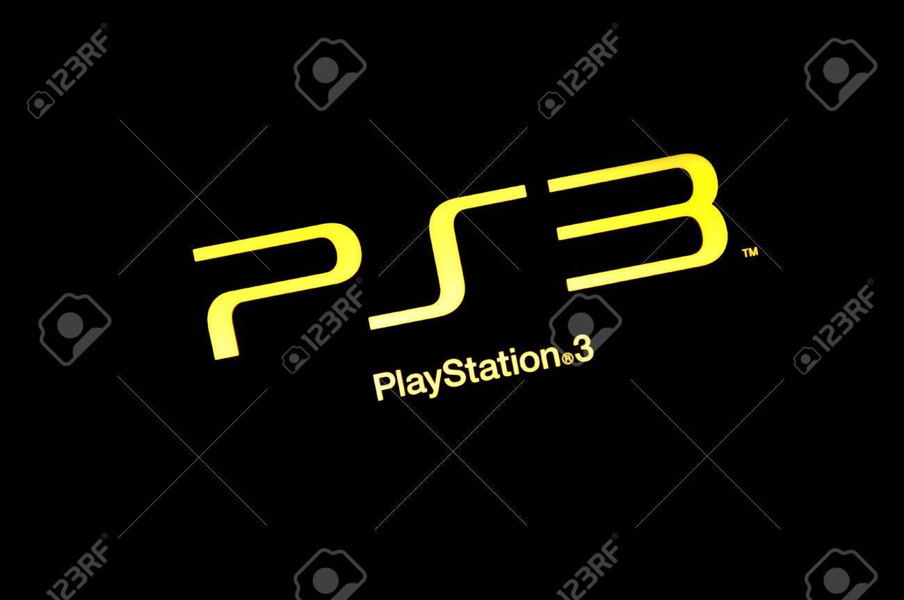 Playstation 3 logo on isolated black background stock photo playstation 3 logo on isolated black background stock photo 17714011 buycottarizona
