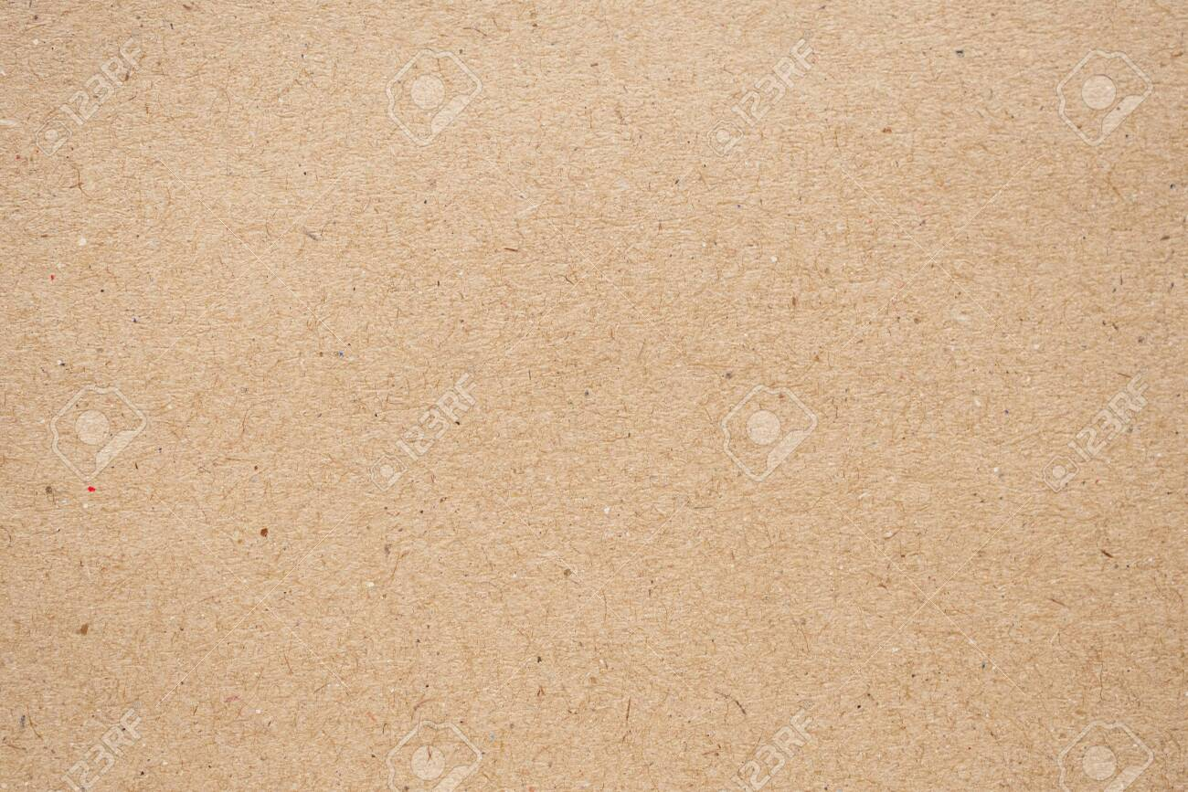 Old brown recycle paper texture background - 126453785