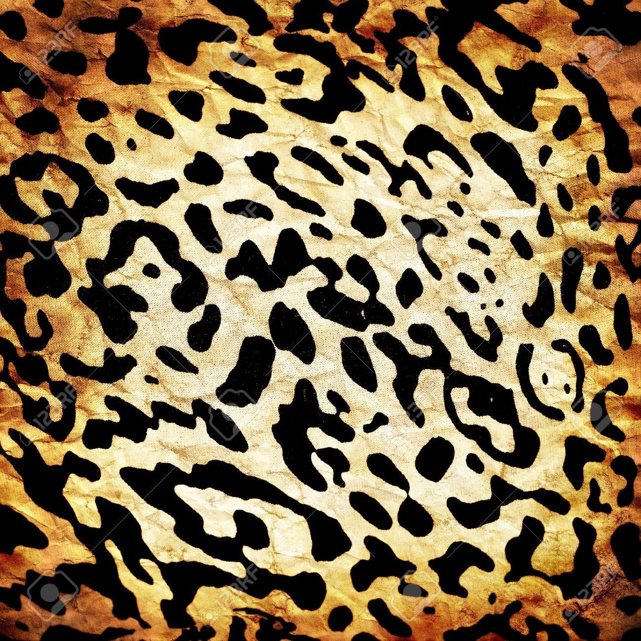 Wild animal skin pattern - material Stock Photo - 22198610