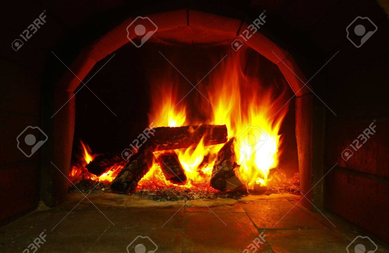 long exposure of fire Stock Photo - 11671895