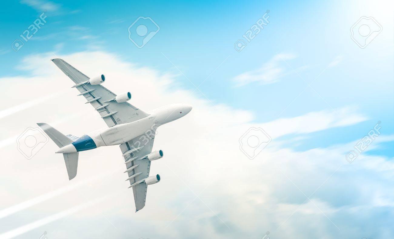 wie schnell ist ein flugzeug