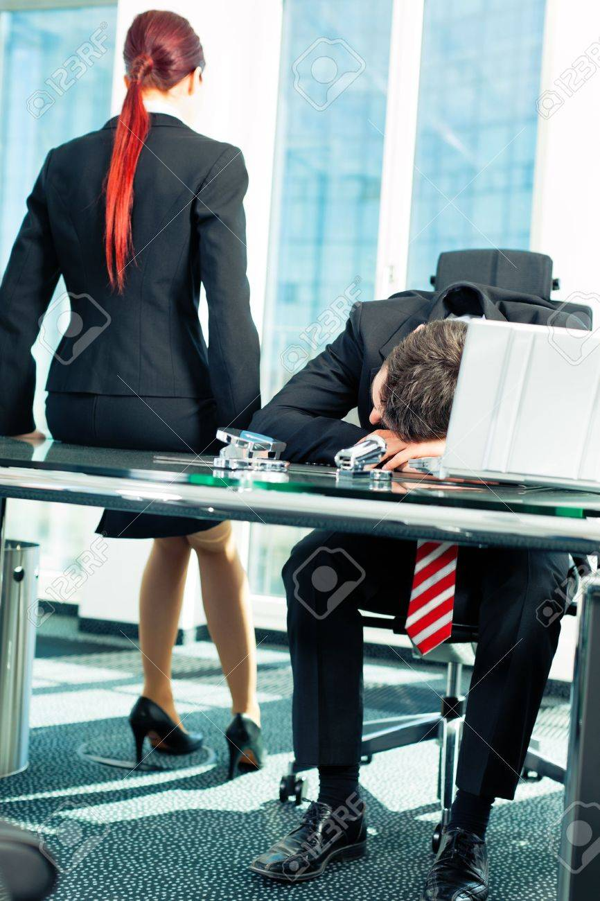 business nap in the office to relieve stress stock photo 9860763 business nap office relieve