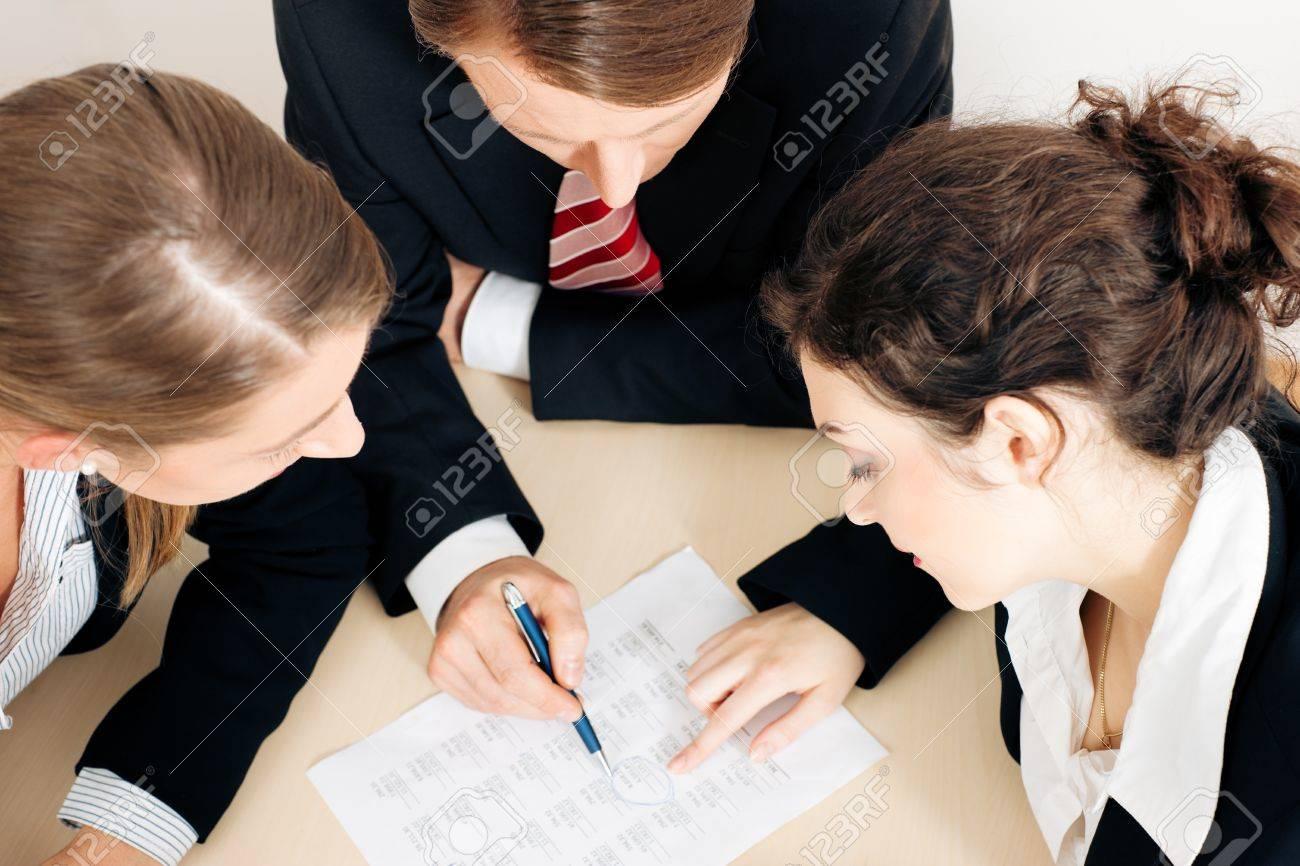 Three business plans