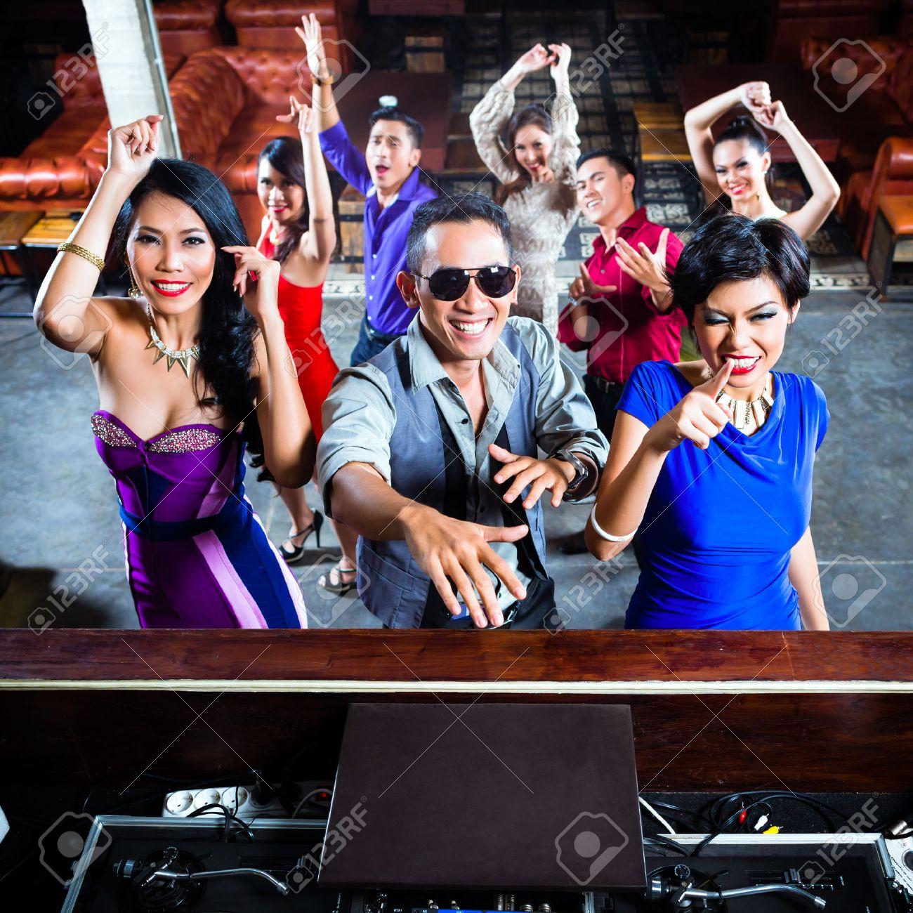 Asian Club Pics