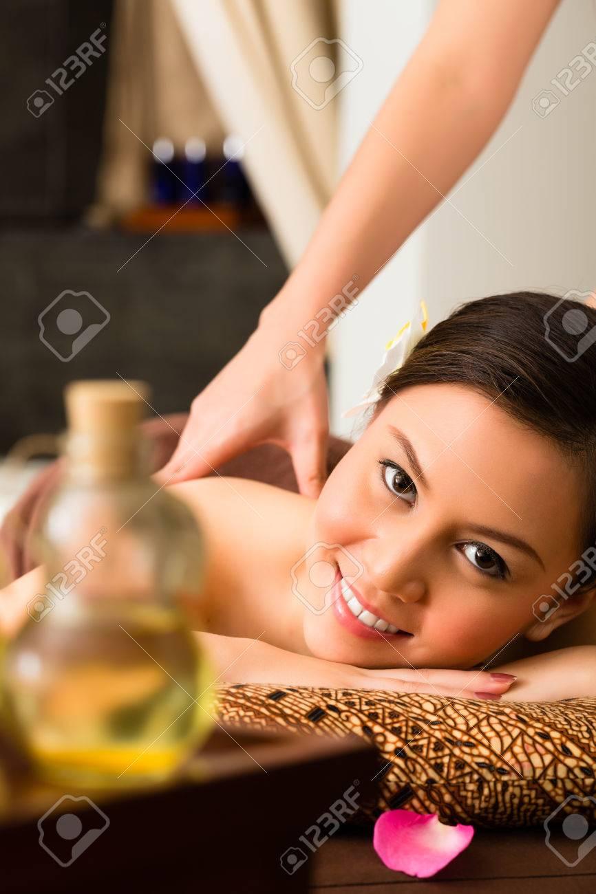 Asian Female Massage