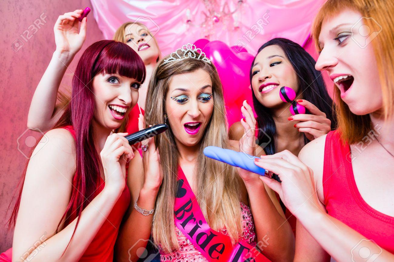 Bachelorette night club sex