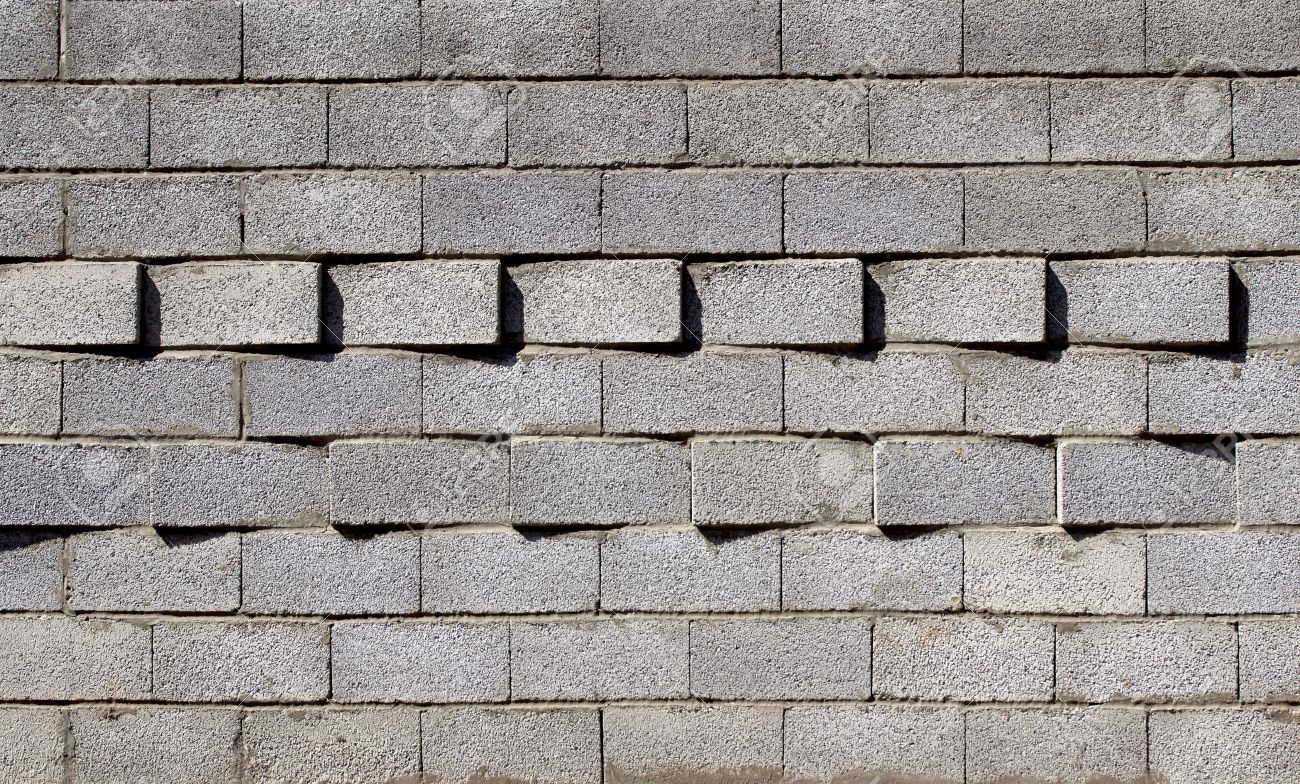 Cinder Block Wall Brick Stock Photo Picture And Royalty Free - Cinder block wall