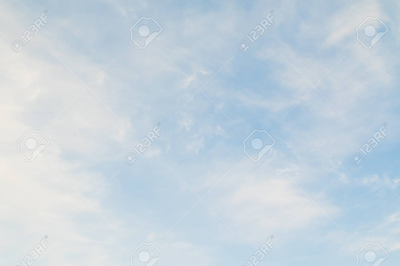 white clouds on blue sky day background for your wallpapers for